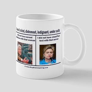 Clintons - Two of a kind Mug