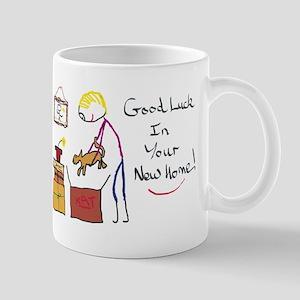 Good Luck New Home Mugs