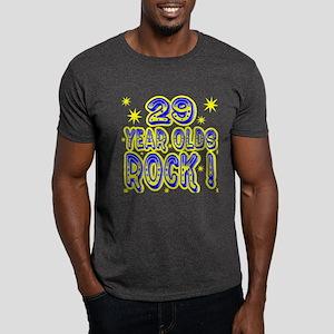 29 Year Olds Rock ! Dark T-Shirt