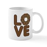 Donut Love Chocolate Mugs