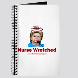 Hillary Nurse Wretched Journal