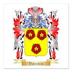 Valentim Square Car Magnet 3