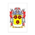 Valentim Mini Poster Print