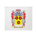 Valentim Throw Blanket