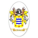 Valdez Sticker (Oval 10 pk)