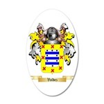 Valdez 20x12 Oval Wall Decal