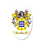 Valdez 35x21 Oval Wall Decal
