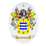 Valdez Oval Ornament