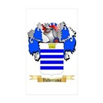 Valderrama Sticker (Rectangle 10 pk)