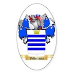 Valderrama Sticker (Oval 10 pk)