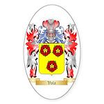 Vala Sticker (Oval 10 pk)