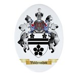 Vakhrushov Oval Ornament