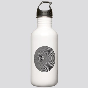 Optical illusion clip Stainless Water Bottle 1.0L