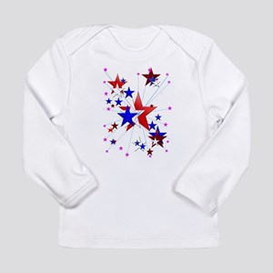 Amercian Stars Long Sleeve T-Shirt