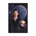 Crystal Moon Mini 11x17 Poster Print