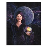 Crystal Moon Small 16x20 Poster