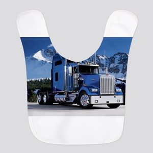 Mountain Blue Kenworth Bib