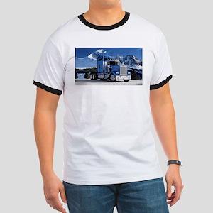 Mountain Blue Kenworth T-Shirt