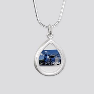 Mountain Blue Kenworth Necklaces