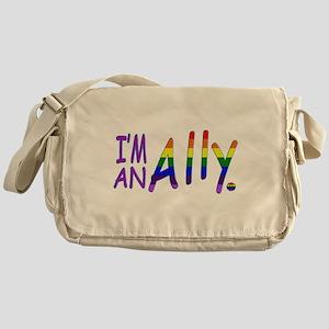 I'm an ALLY Messenger Bag
