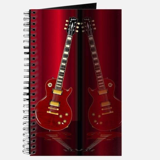 Cute Gibson guitar Journal