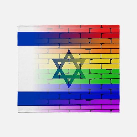 Funny Homosexual Throw Blanket