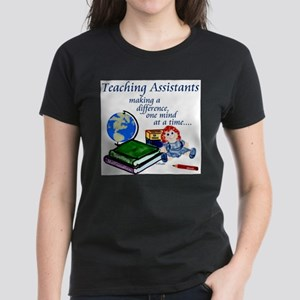 Teaching Assistant Ash Grey T-Shirt