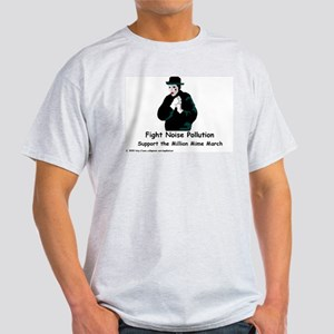 Fight Noise Pollution T-Shirt