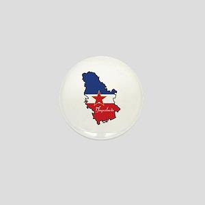 Cool Yugoslavia Mini Button