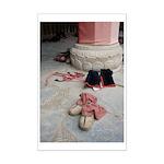 <b>Monks' Boots</b><br>Mini Poster Print