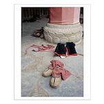 <b>Tibetan Monks' Boots</b><br>Small Poster