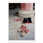 <b>Tibetan Monks' Boots</b><br>Large Poster