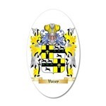 Vaizey 20x12 Oval Wall Decal