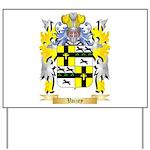 Vaizey Yard Sign