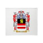 Vainstein Throw Blanket