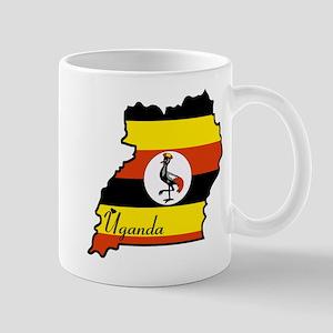 Cool Uganda Mug