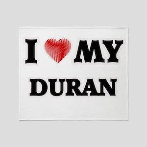 I love my Duran Throw Blanket