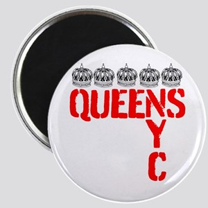 QUEENS NYC - CROWNS Magnets