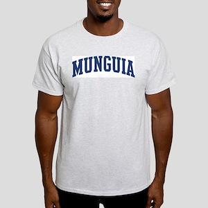 MUNGUIA design (blue) Light T-Shirt