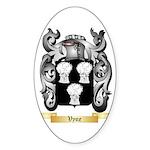 Vyne Sticker (Oval 50 pk)
