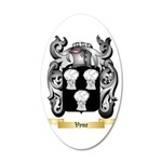 Vyne 35x21 Oval Wall Decal