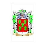 Vyghen Sticker (Rectangle 50 pk)