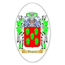Vyghen Sticker (Oval)