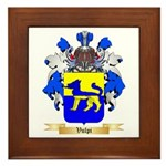 Vulpi Framed Tile