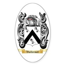 Vuillermet Sticker (Oval)