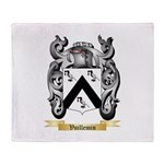 Vuillemin Throw Blanket