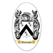 Vuillemet Sticker (Oval)