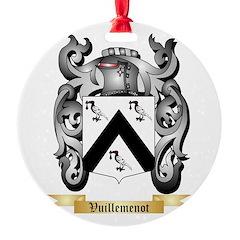 Vuillemenot Ornament
