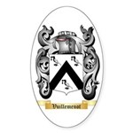 Vuillemenot Sticker (Oval 50 pk)