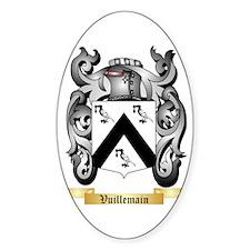 Vuillemain Sticker (Oval)